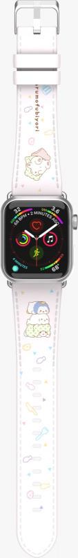 Thecoopidea X Sanrio Apple Watch錶帶 [一盒2條] [5款]