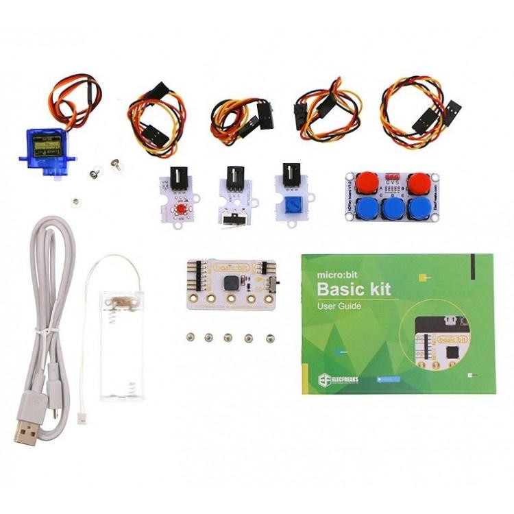 Elecfreaks Basic Kit for micro:bit (須另購micro:bit)