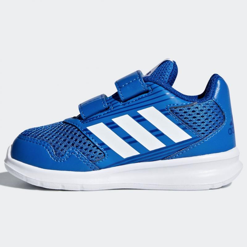 日本adidas Alta CF I 童裝運動鞋 [藍色]