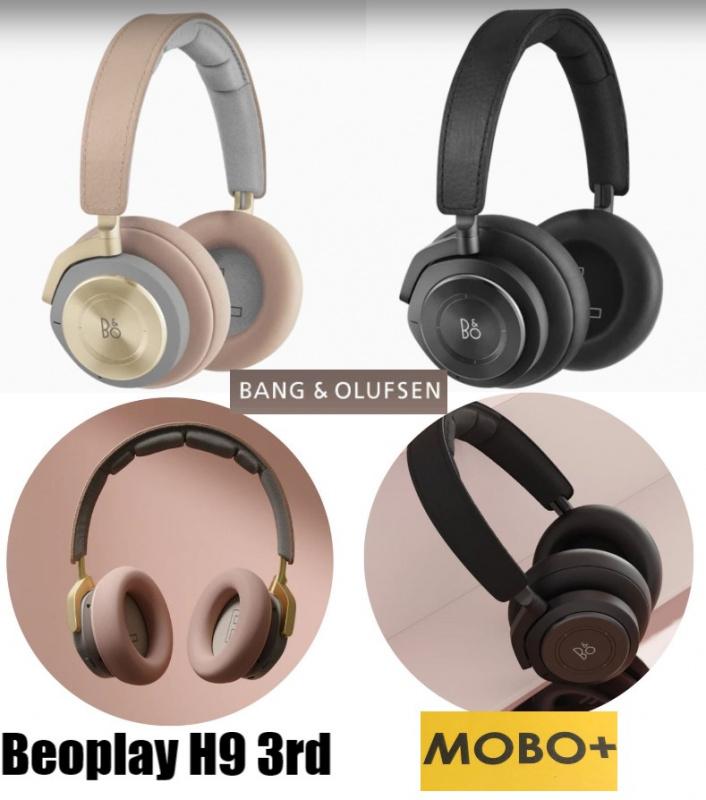 [全港免運]【香港行貨】B&O BANG & OLUFSEN Beoplay H9 3rd [2色] PLAY H9 3rd