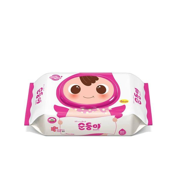 順順兒 - 多用途嬰兒濕紙巾80片