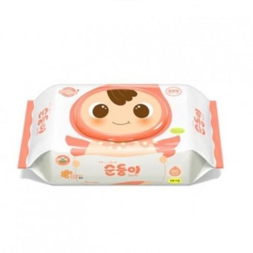 順順兒 - 無香嬰兒濕紙巾80片