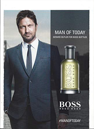 Hugo Boss (No.6) Bottled Men EDT 自信男士淡香水 50ml/100ml