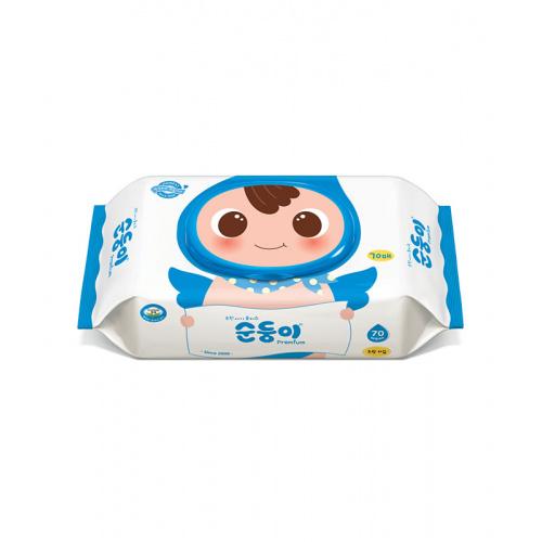 順順兒 - 高級無香嬰兒濕紙巾70片