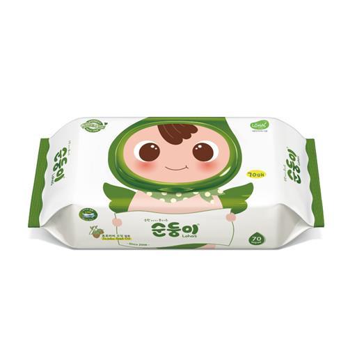 順順兒 - 頂級嬰兒濕紙巾70片