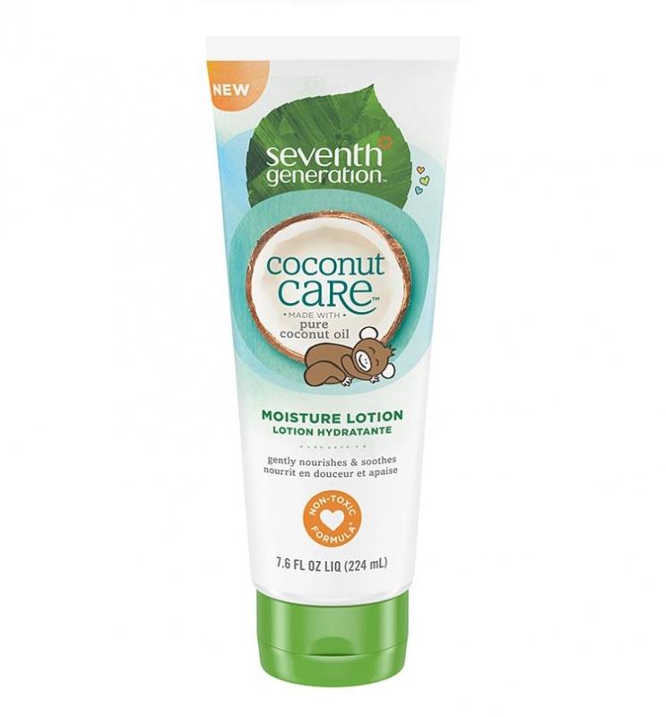 Seventh Generation 代代淨- Coconut Care™ 天然嬰兒保濕乳224ml