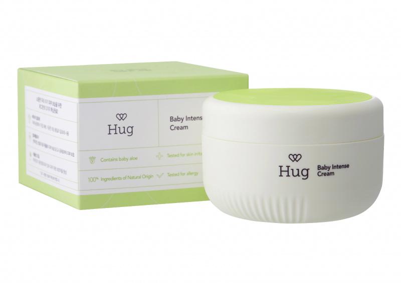 Hug 嬰兒有機全效舒緩霜100ml
