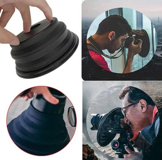 ULH 鏡頭玻璃防反光罩 [2款]