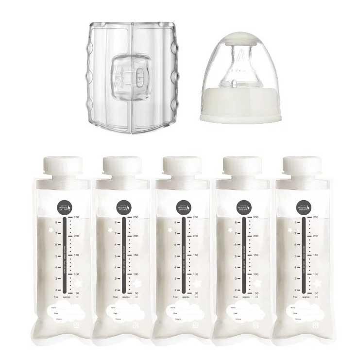 Mammy Village - 六甲村 標準口徑拋棄式奶瓶組合包
