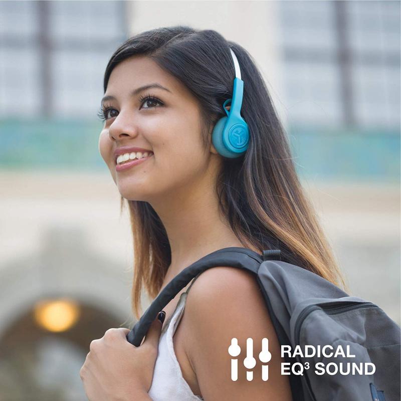 【香港行貨】JLABS Rewind K4 Wireless Retro Headphone