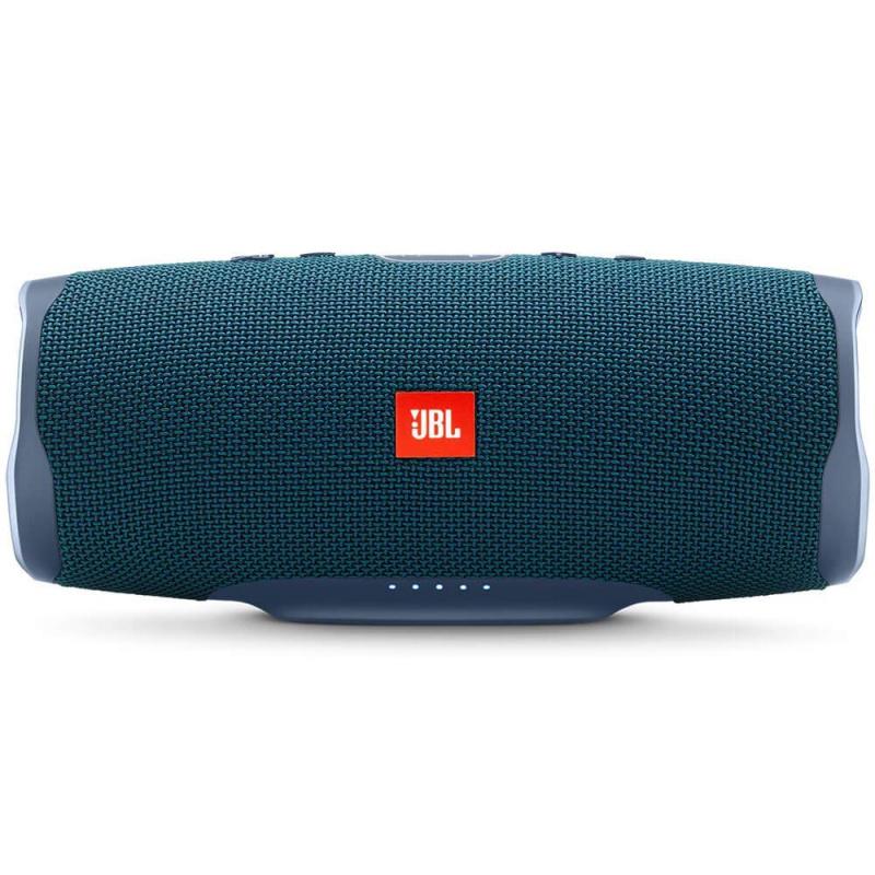 JBL Charge 4 防水便攜式藍牙無線喇叭 [藍色]