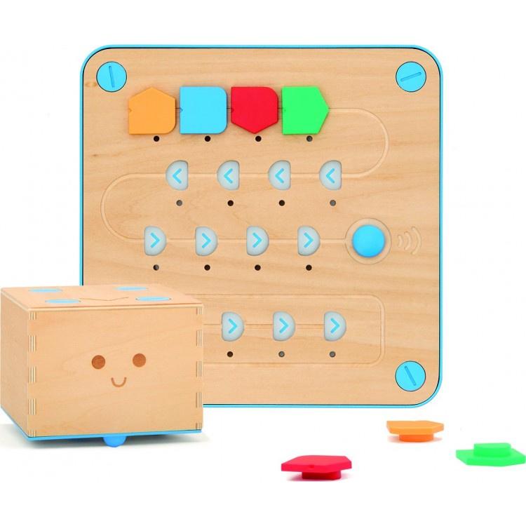 Primo Toys Cubetto Screenless Coding Robot