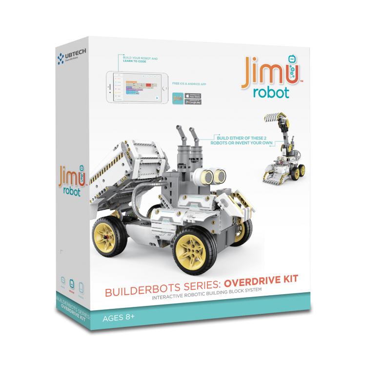 UBTECH Jimu Robot Truckbot Kit