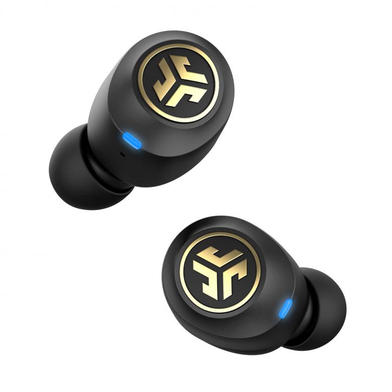 JLab Jbuds Air Icon 防汗真無線藍芽耳機 [黑色] [2款]
