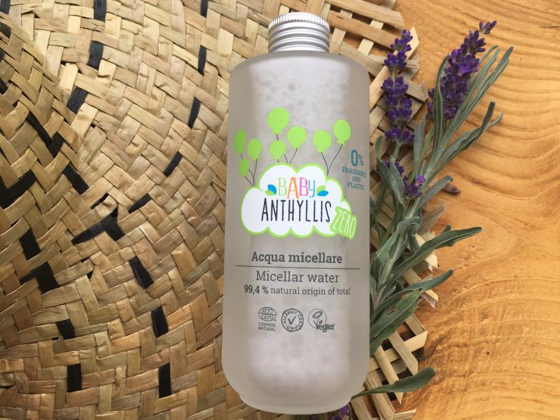 Baby Anthyllis Zero-嬰兒膠束水