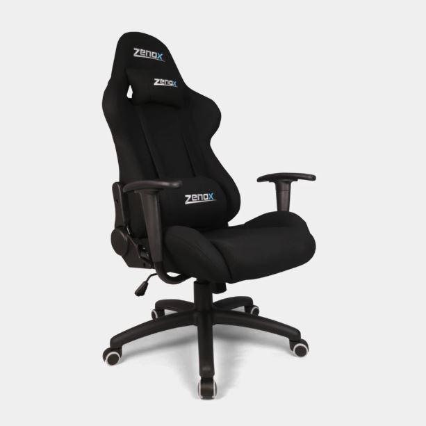 Pluto Racing Chair (Black)
