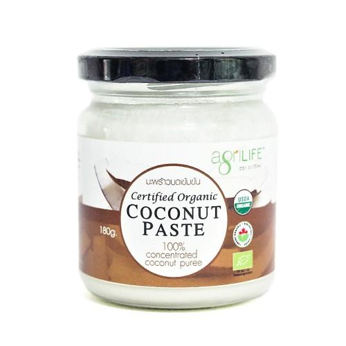 AGRILIFE- 有機椰子醬 180ML