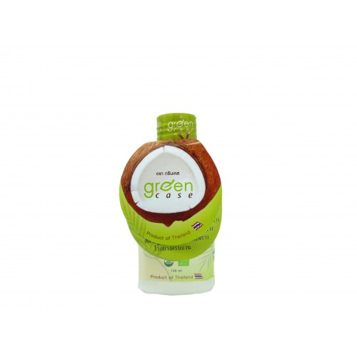 GREEN CASE - 有機初榨冷壓椰子油-120ML