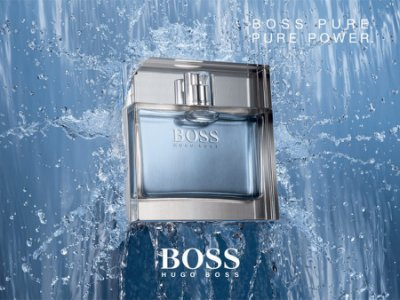 Hugo Boss Pure Men EDT 勁澄男性淡香水 [30ml/50ml]