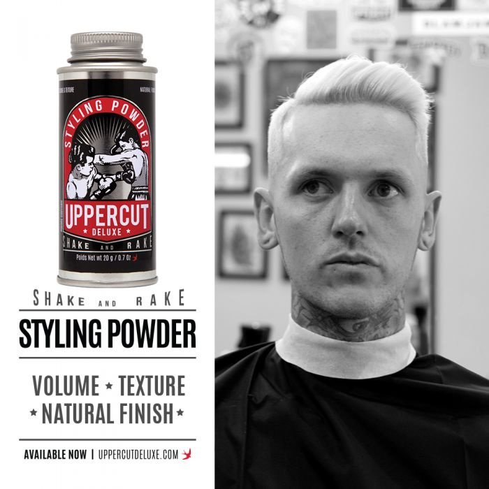 澳洲 Uppercut Deluxe 頭髮塑型粉 Styling Powder (20g/0.7oz) [1/2件]