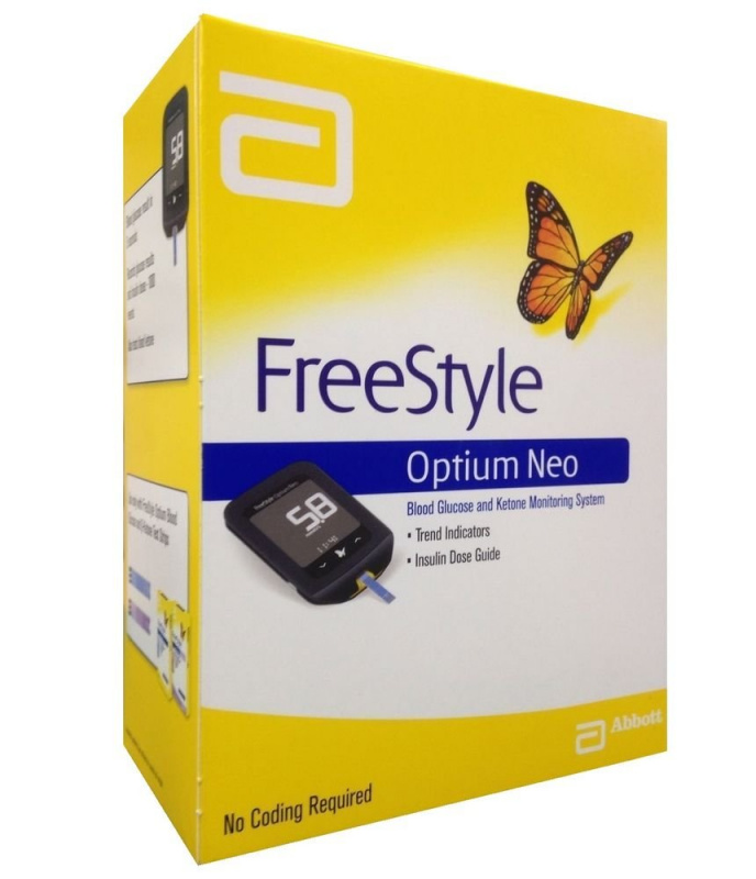 Abbott FreeStyle Optium Neo