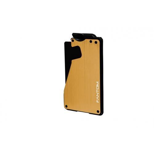 Fantom S13 卡片銀包 (Gold Auminum)