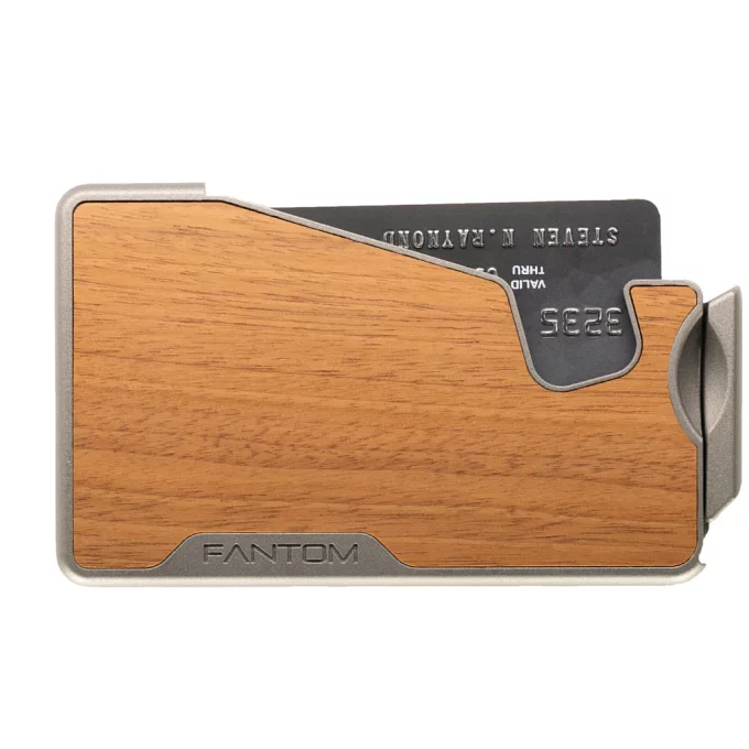 Fantom R隱藏硬幣卡片銀包 [4款]