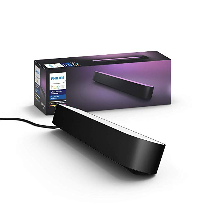 Philips 飛利浦 Hue White and Color Ambiance Play Light Bar Single Pack