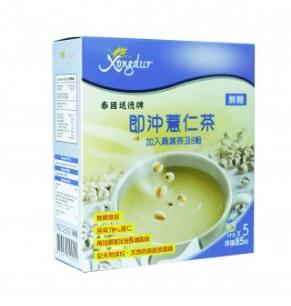 泰國 XONGDUR- 即沖薏仁茶(無糖)17Gx5