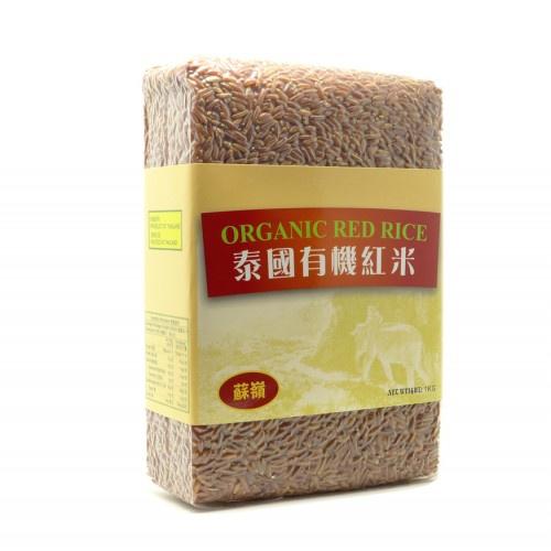 綠糧莊- 泰國有機紅米 - 1KG