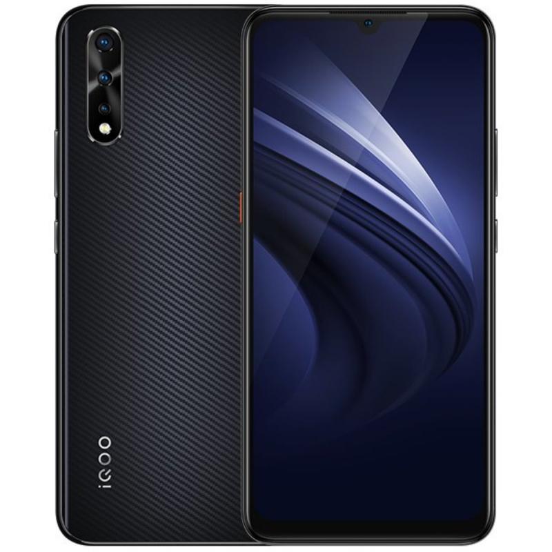 vivo - iQOO Neo - 電競手機 S845 / 8GB RAM / 128GB ROM / 4500mAh超長續航 (碳纖黑)