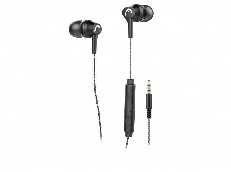 HEAD - 香港保修 美國品牌 HE-25 IN-EAR STEREO EARPHONES 耳機 3.5mm