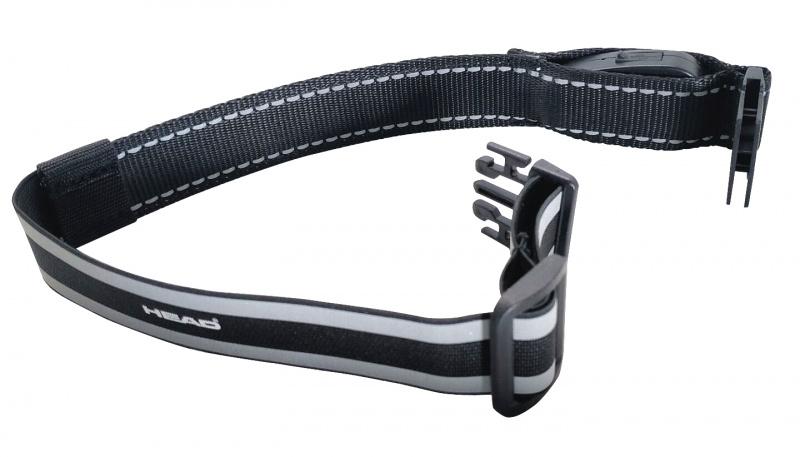 HEAD - 美國品牌 HSL-60 PRO LED可充電自行車安全頭帶 Large