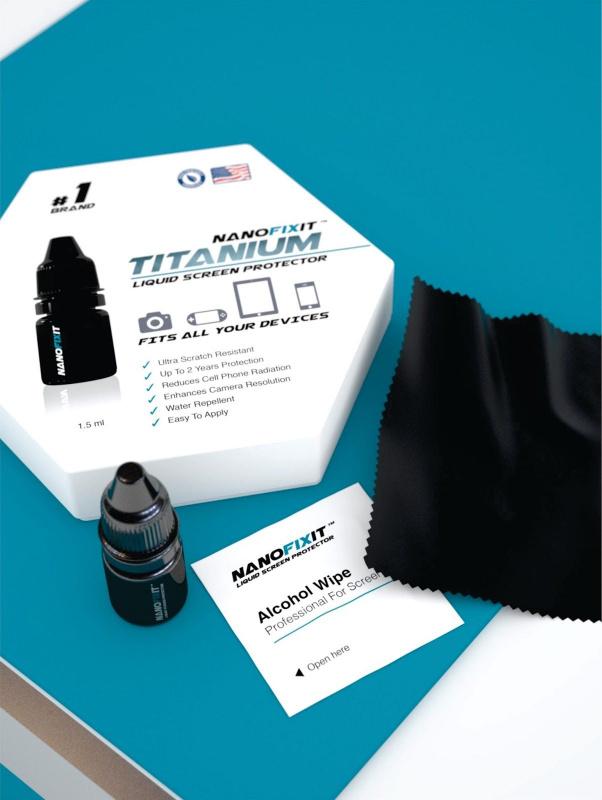 Nanofixit 高科技隱形納米保護膜 [一枝裝 1.5ml]