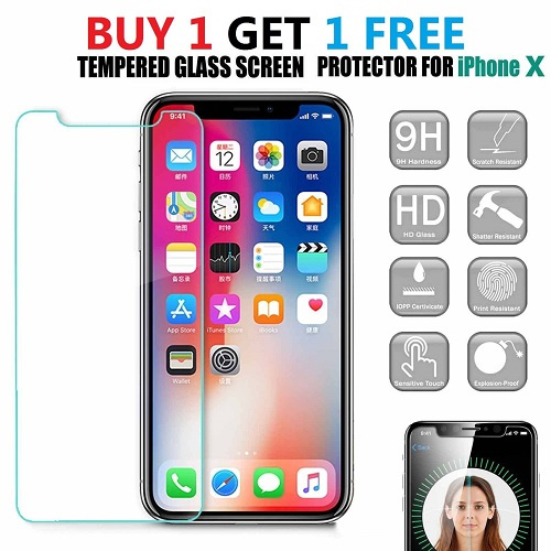 AOE - Apple iPhone 11保護貼買一送一Glass Pro+ 鋼化玻璃手機螢幕保護貼 Screen Protector