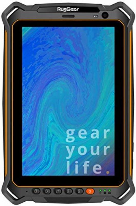 RugGear IP68防水防塵認證/MIL-STD 810G防摔/可戴上手套或濕手操作智能電話 RG850/ RG910 平板電腦