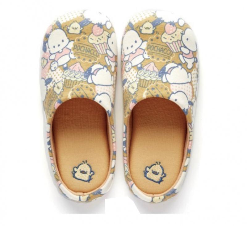 日本Sanrio舒適絨毛卡通拖鞋 [3款]