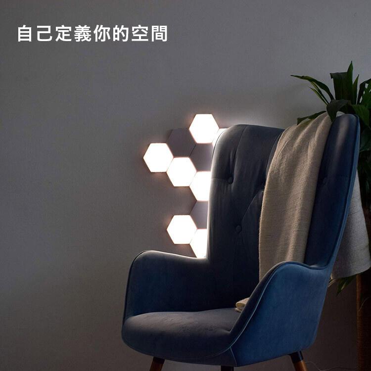 觸控感應燈 自由拼接 觸摸即亮,一碰即關