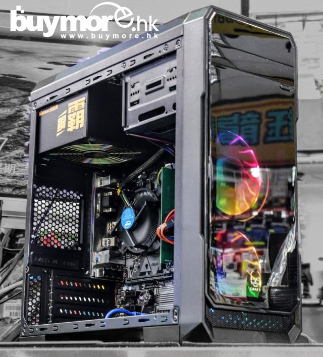 未來科技 Intel Core i5-9400處理器 / 8GB記憶體 / 256GB NVMe SSD