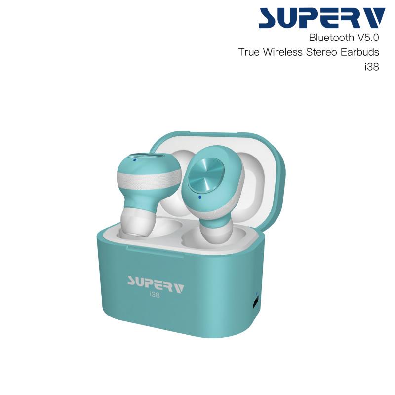 SuperV bluetooth earbuds i38