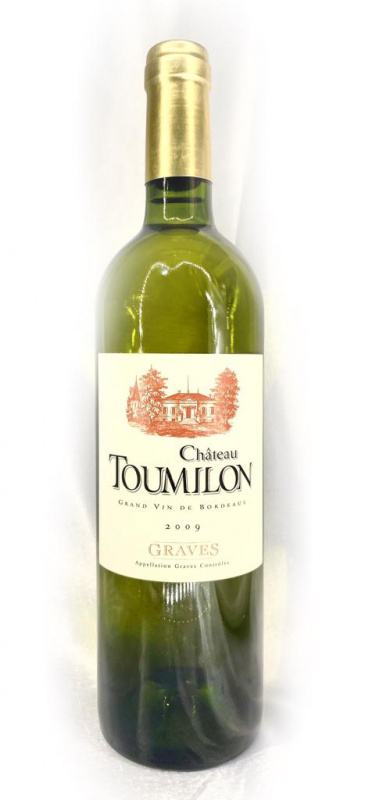 Chateau Toumilon 2009