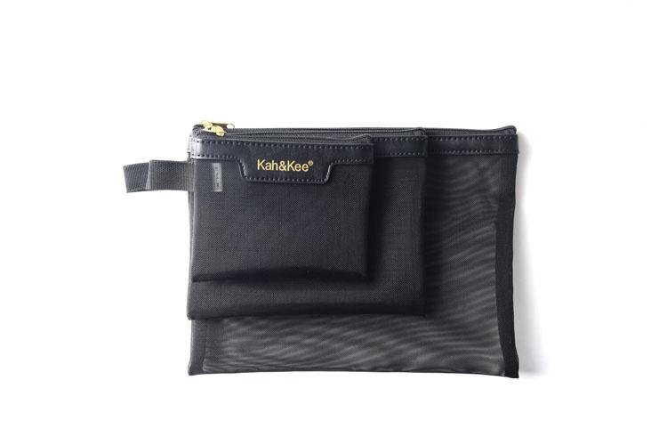 KnK Triple Pouch銀包 [2色]