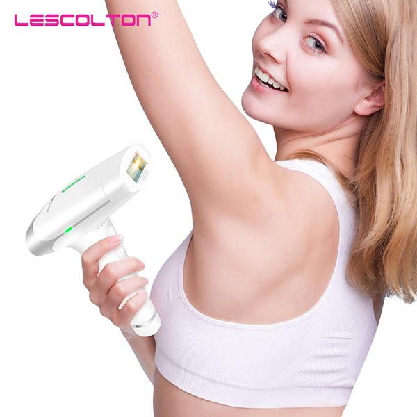 Lescolton - 專業永久性激光脈衝脫毛儀