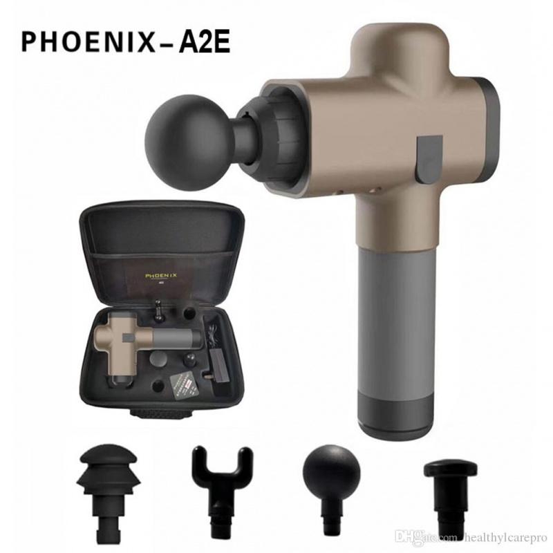 Phoenix A2E 深層肌肉筋膜按摩槍 [銅色]