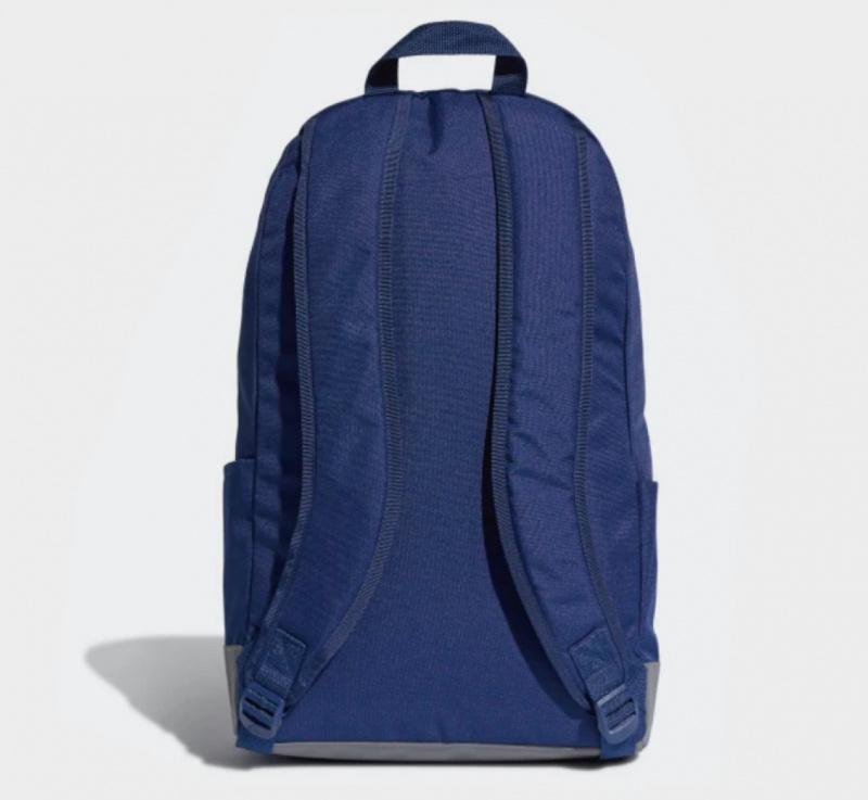 日本Adidas 經典寬敞背囊 [藍色]