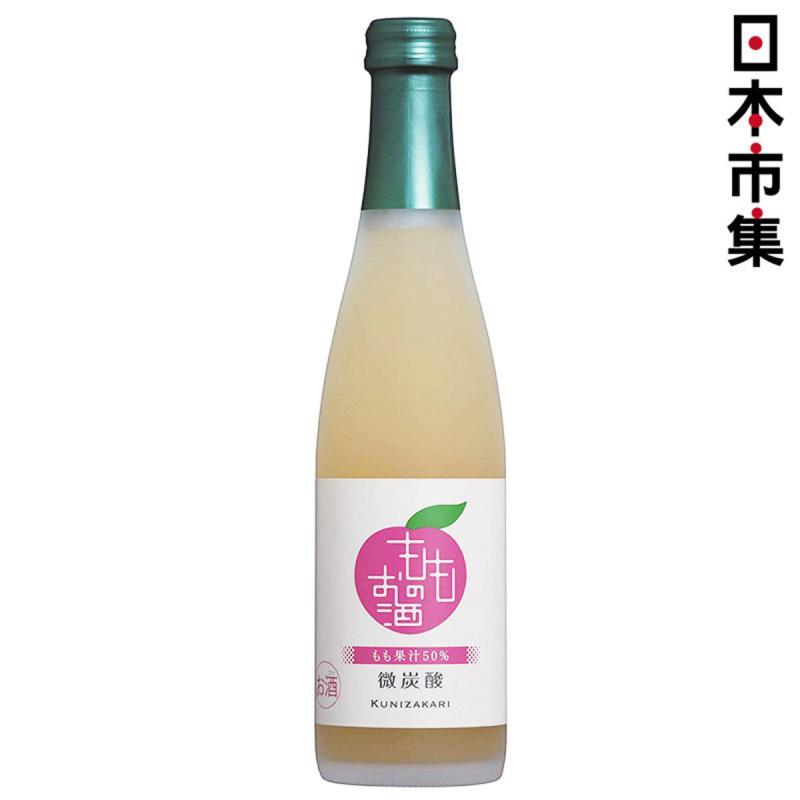 日版 國盛 蜜桃梳打有汽果實酒 300ml【市集世界 - 日本市集】