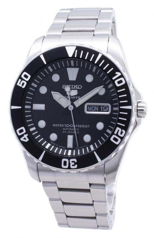 Seiko 5 Sport 自動機械手錶 SNZF17J1