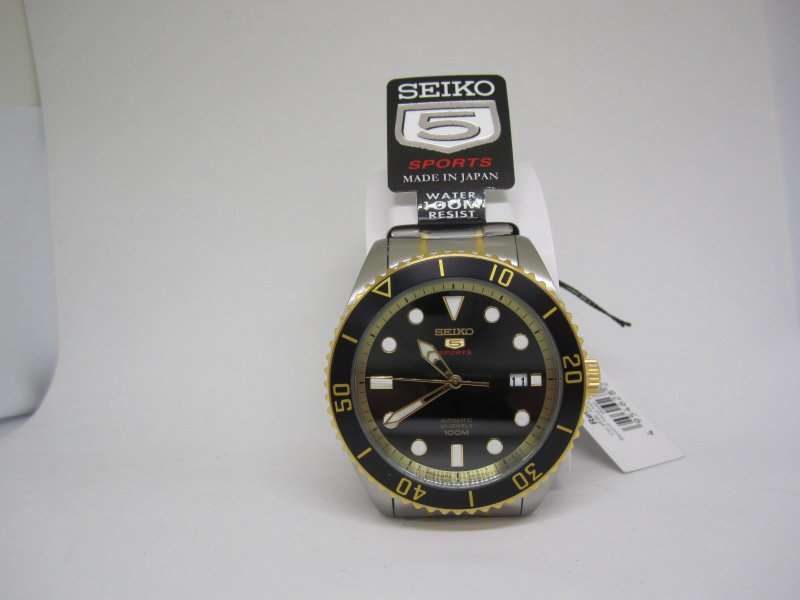Seiko 5 Sport 復刻自動機械手錶 SRPB94J1, Seiko 5 Sport Automatic Mechanical Watch SRPB94J1