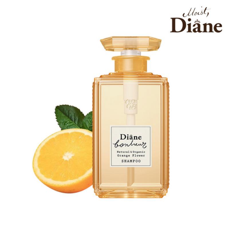 Moist Diane DIANE BONHEUR 深層保濕/修護 洗髮露 500ml [2款]
