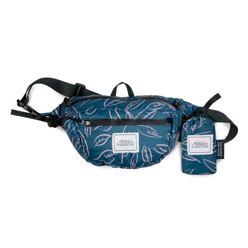 Matador Daylite Packable Hip Pack 摺疊腰包 (花紋款)